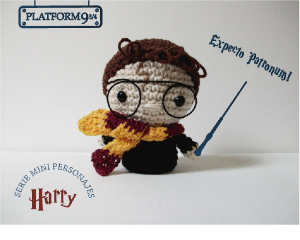 Combo Hogwarts x 3 PDF - Harry, Ron y Hermione - Universo Cora King