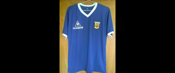 ARGENTINA 1982 - taquito y gambeta