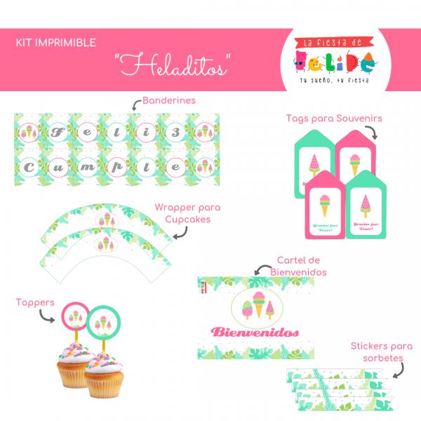 La Fiesta de Felipe - KITS IMPRIMIBLES - Kit Imprimible