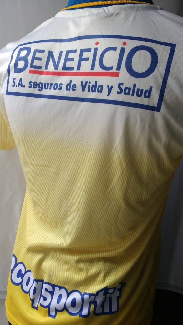 RETRO ROSARIO CENTRAL ALTERNATIVA 1995 - taquito y gambeta