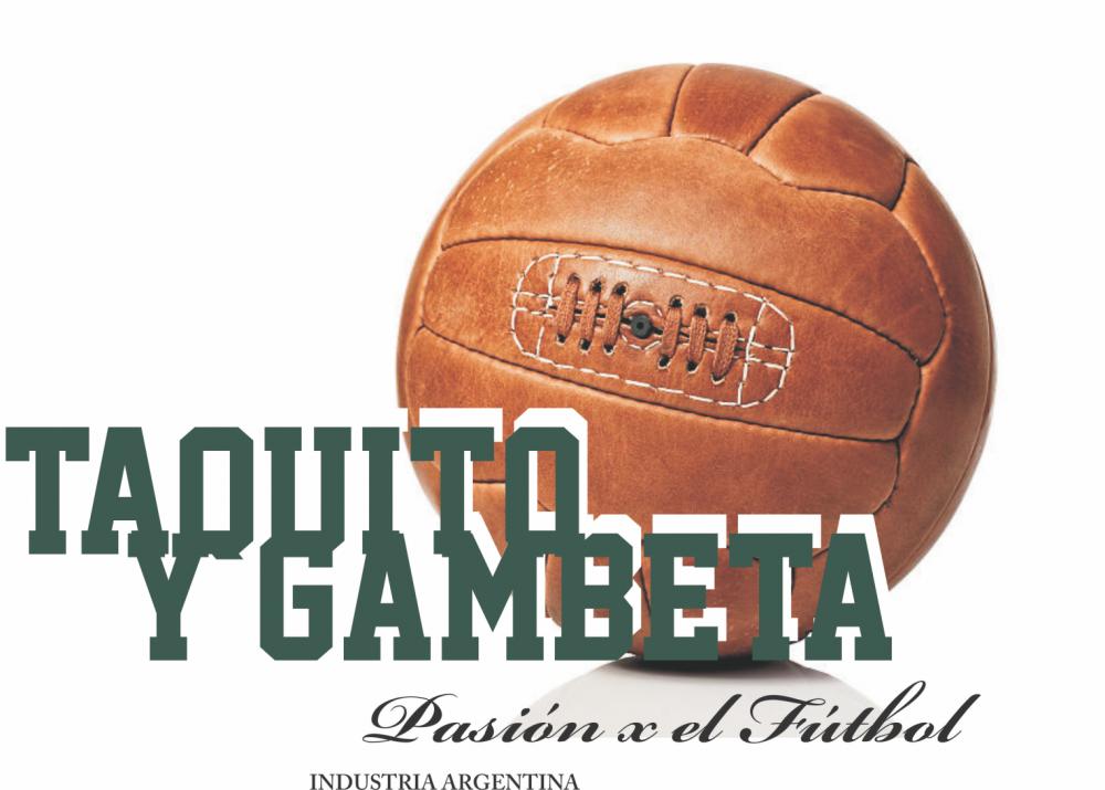 Logo taquito y gambeta
